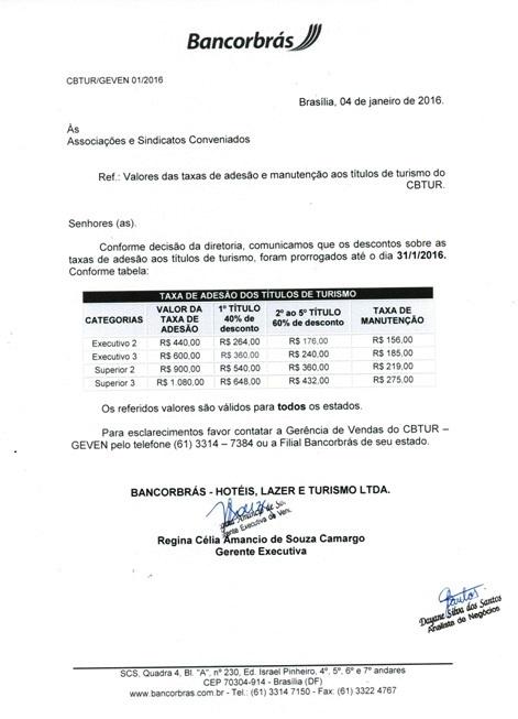 001 - Taxa de Adesão e Manutenção até 31-01-16 - Convênios