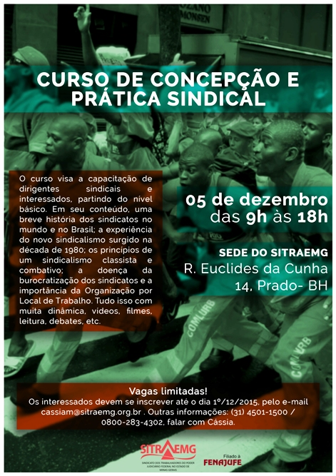 cursoconcepçãosindical2 cartaz