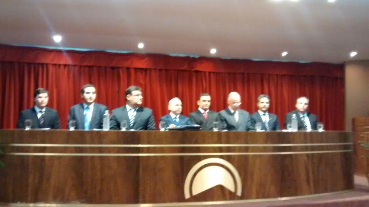 inauguração nova sede cartório Passa Quatro