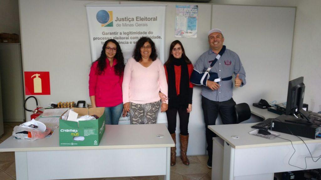 Cartório Eleitoral 228 - Prados