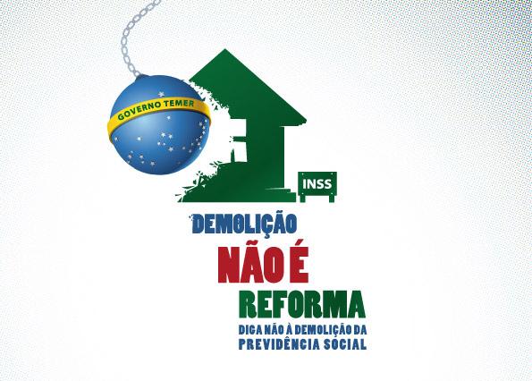 Demolição não é Reforma