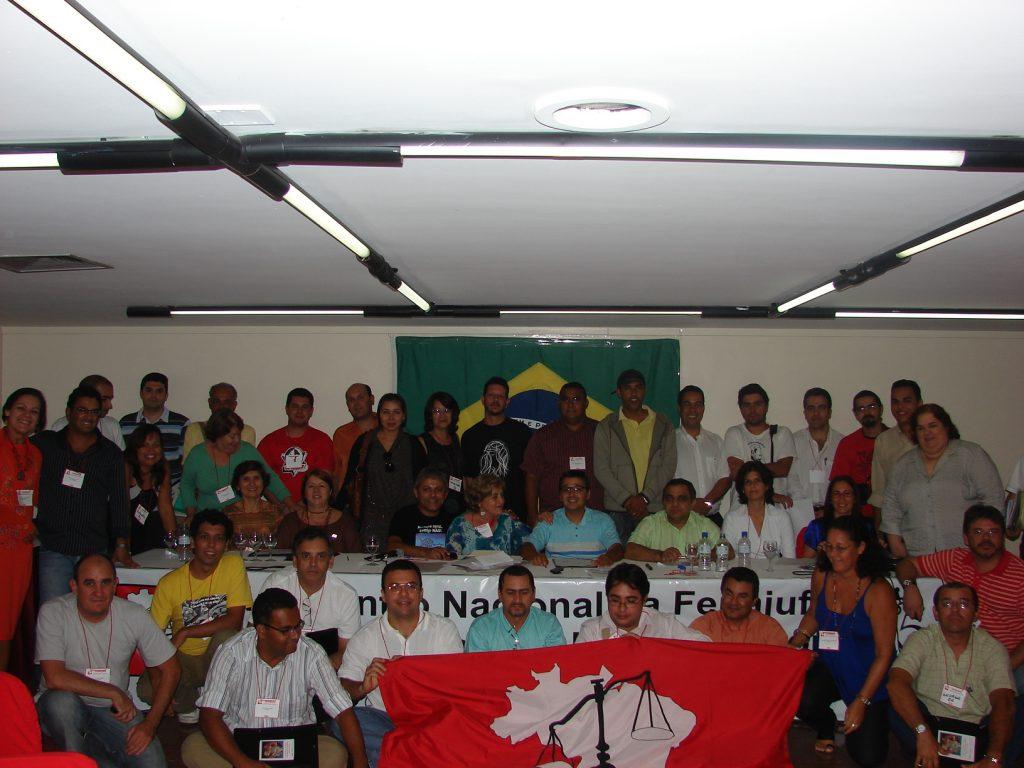 Foto do II Encontro Nacional da Fenajufe com Servidores da Justiça Eleitoral