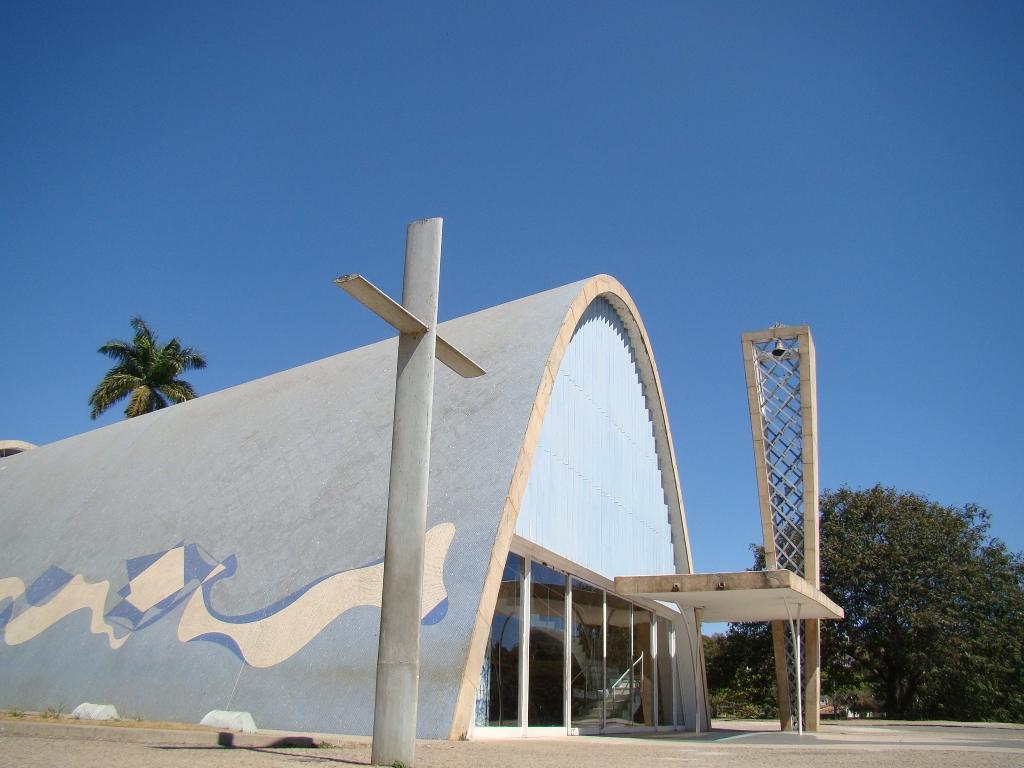 Foto 1 - Igreja São Francisco de Assis – Belo Horizonte