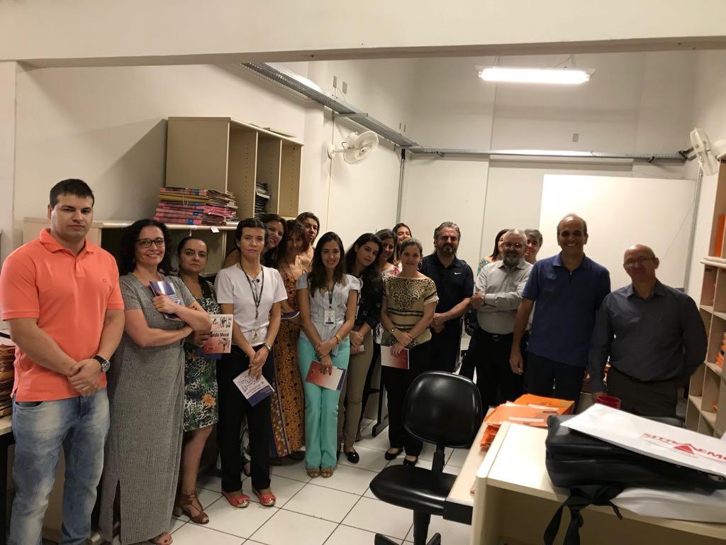 SITRAEMG se reúne com servidores da Justiça Federal de Divinópolis