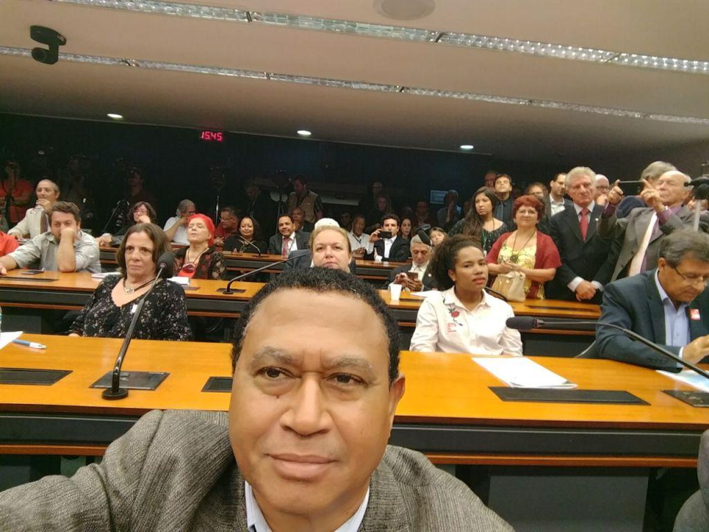 Lançamento de manifesto na Câmara dos Deputados007