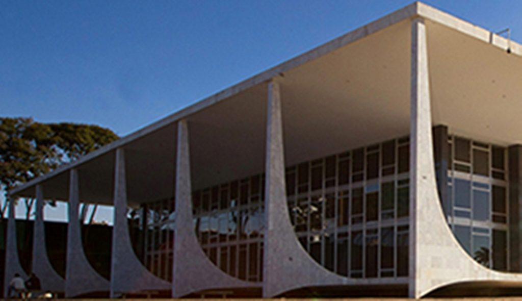 Brasilia, DF. 05/07/11. Supremo Tribunal Federal, Praca dos Tres Poderes. Foto: Dorivan Marinho