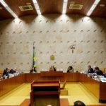 Visão geral do Supremo Tribunal Federal durante julgamento, em Brasília 04/04/2018 REUTERS/Adriano Machado
