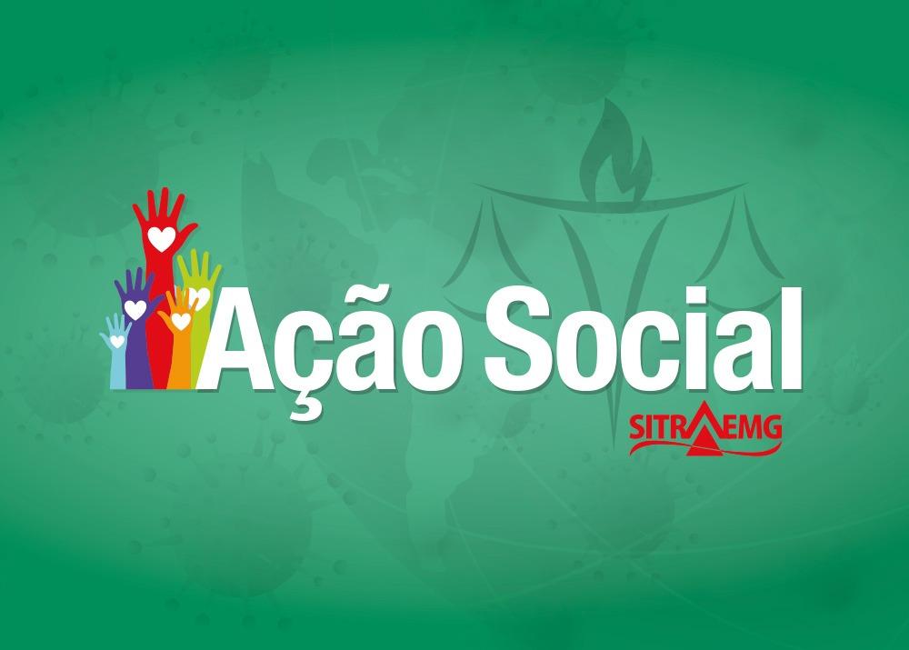 SITRAEMG realiza doações para a Associação Cidadãos Posithivos