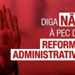 Contra Reforma Administrativa